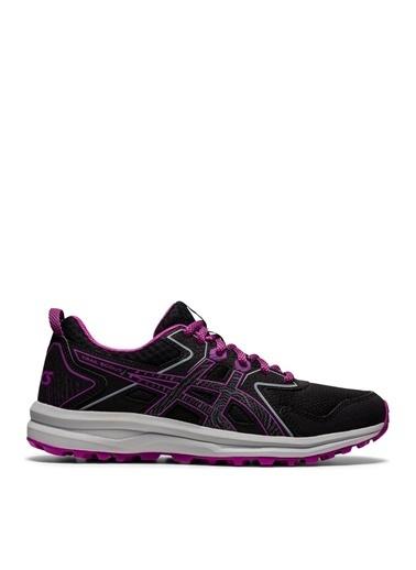 Asics Asics 1012A566-005 Trail Scout Siyah Kadın Koşu Ayakkabısı Siyah